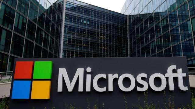 科技股崩盤!微軟等五大巨頭市值一夜蒸發2690億美元(圖片:AFP)