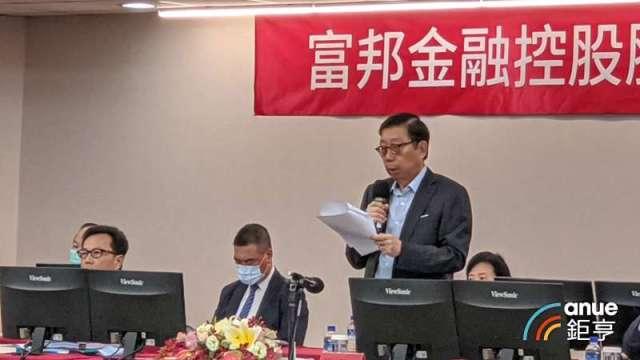 蔡明興:港商瞄準台灣不動產物美價廉 台灣應更投入公共建設。(鉅亨網記者陳蕙綾攝)
