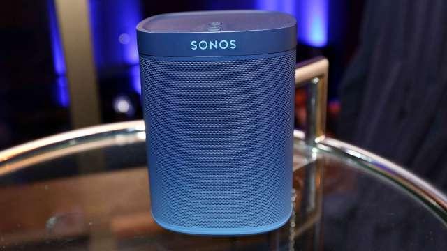 谷歌起訴Sonos專利侵權 雙方糾紛進一步升級(圖片:AFP)