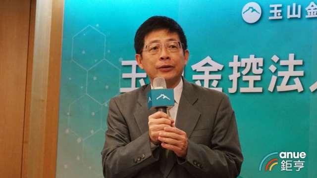 玉山金高層異動 黃男州升任玉山銀董座。(鉅亨網資料照)