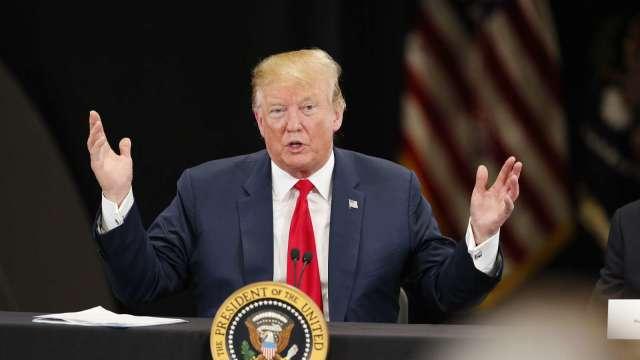 選情告急!川普坦言:若敗選 會去做其他事情。(圖片:AFP)