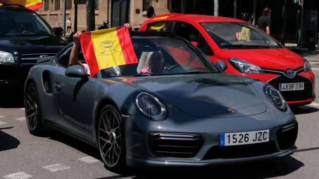 西班牙政府祭37.5億歐元刺激方案 助提振國內汽車產業 (圖:AFP)