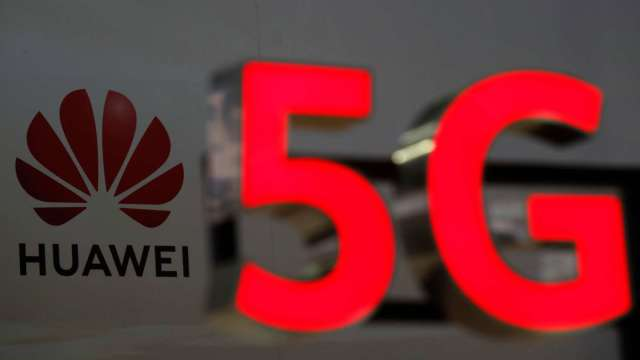 禁令解封?美商務部批准美企華為合作制定5G標準。(圖片:AFP)