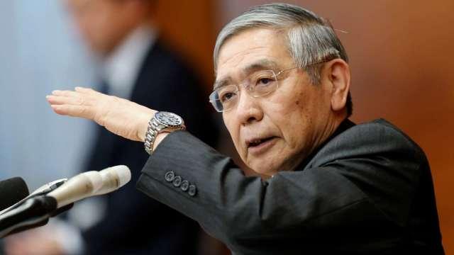日本央行6月會議 維持利率、殖利率曲線定錨目標不變  (圖片:AFP)
