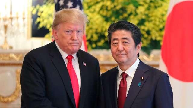 日本對美貿易順差驟減 都怪肺炎疫情與頁岩油? (圖片:AFP)