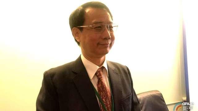 智擎新任總經理胡宇方。(鉅亨網資料照)