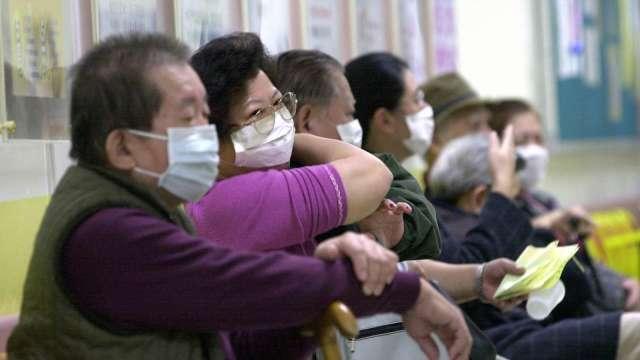 地塞米松可治療新冠重症者。(圖:AFP)