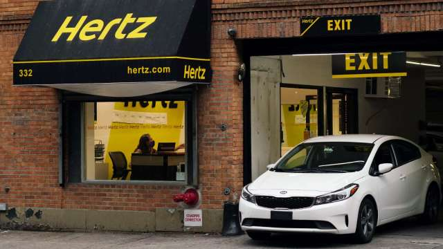 美國證管會有疑慮 Hertz售股計畫喊卡(圖:AFP)