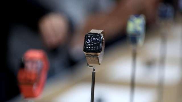 Canalys:2020年第一季全球智慧手錶出貨量成長12% (圖片:AFP)
