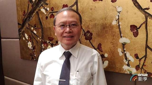 燁輝總經理吳林茂。(鉅亨網資料照)