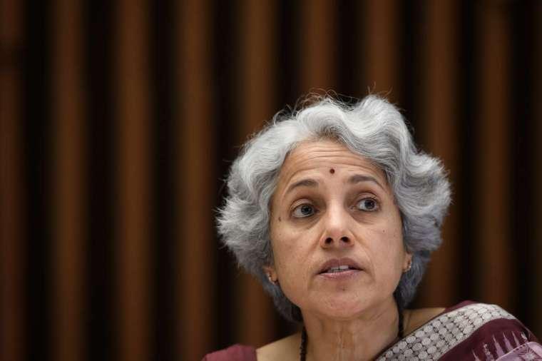 世界衛生組織首席科學家 Soumya Swaminathan (圖:AFP)