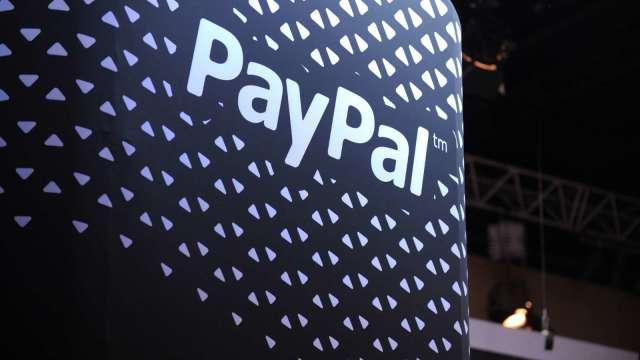 非接觸式支付正夯!Paypal順應疫情推QR掃碼 漲勢看俏(圖片:AFP)