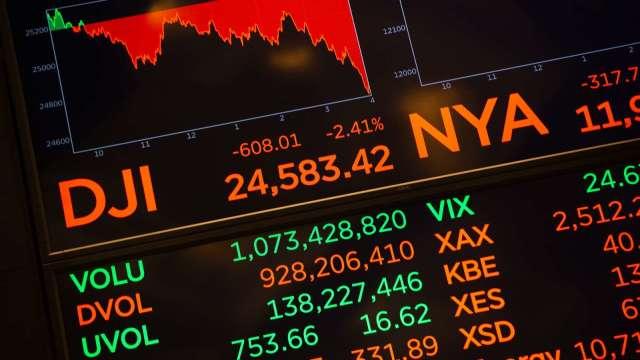 不懂市場卻用槓桿交易 美年輕散戶誤認巨虧後自殺身亡(圖:AFP)