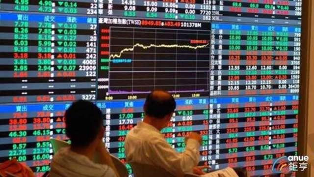 台股 19 日終場小漲 1.5 點,收在 11549 點,成交金額放大至 2499 億元。(鉅亨網資料照)