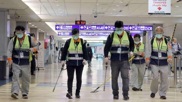 觀光局四度宣布,旅行社出接團禁令延長至7月底。(圖:AFP)