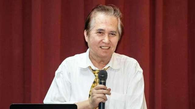 永齡基金會執行長許世明。(圖:工業技術資訊月刊)