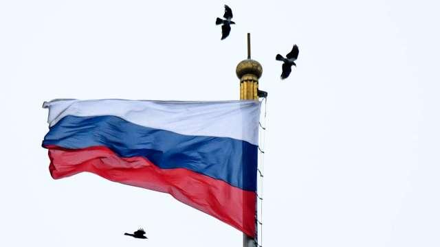 降幅5年最大!俄羅斯央行降息4碼 盧布短線升近1% (圖:AFP)