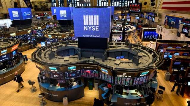 〈美股盤後〉美股翻黑走低 全球疫情進入新危險階段 蘋果關部分門市 (圖片:AFP)