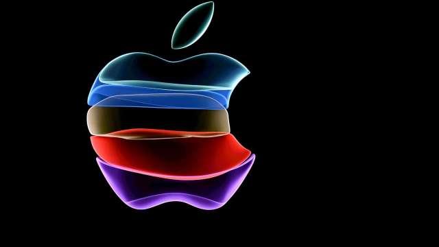 不敵疫情!蘋果宣布關閉部分門市 道瓊盤中應聲翻黑。(圖片:AFP)