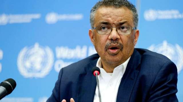 世衛秘書長譚德塞警告,全球疫情進入新危險階段。(圖片:AFP)