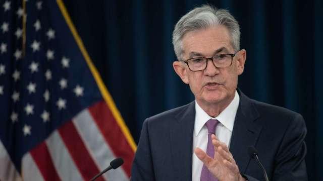 鮑爾警告:經濟復甦道路充滿挑戰 不確定性越來越大。(圖片:AFP)