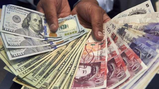 〈紐約匯市〉新疫情頻傳 美元本週漲幅強勁歐元英鎊續墜(圖片:AFP)