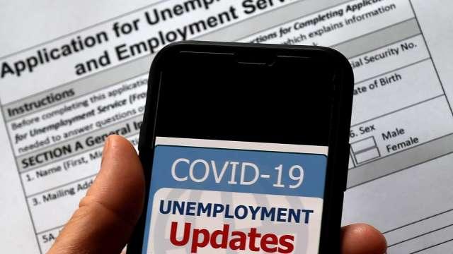Fed官員:第二波疫情復燃 失業率恐再次竄升(圖片:AFP)