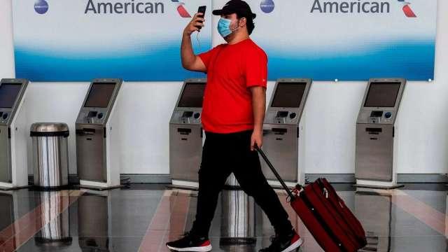 美國拒絕中國航空公司每周加開班次要求 (圖:AFP)