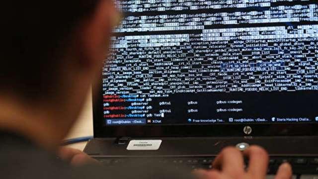 資安即國安!網路安全產業將成下一個10年投資寵兒。(圖:AFP)