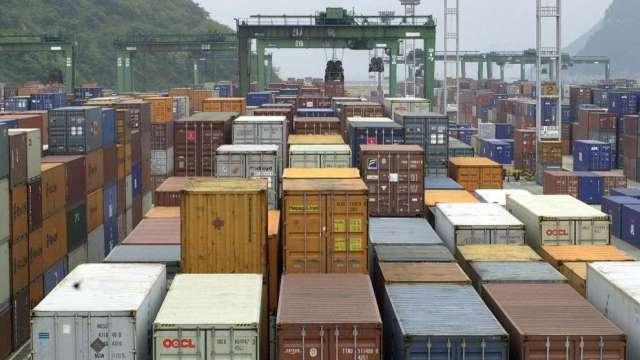 南韓6月前20天出口年減7.5% 較5月跌勢減緩   (圖:AFP)