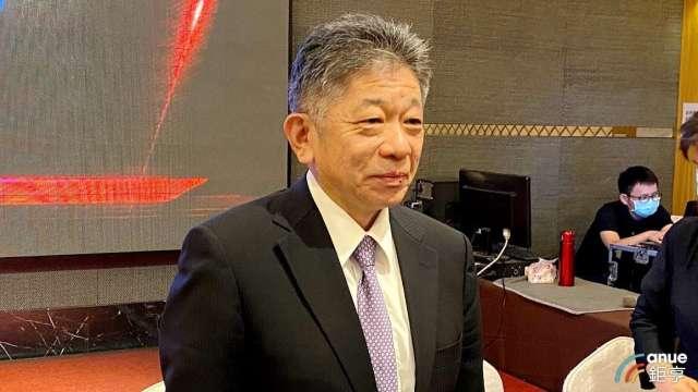 超眾董事長永井淳一。(鉅亨網記者沈筱禎攝)