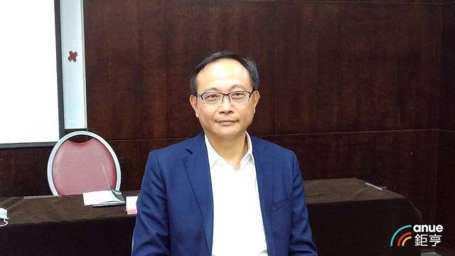 凌華董事長劉鈞。(鉅亨網資料照