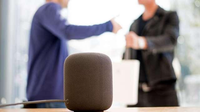 家庭影音需求強勁!放空機構:目前是蘋果收購Sonos最佳時機 (圖片:AFP)