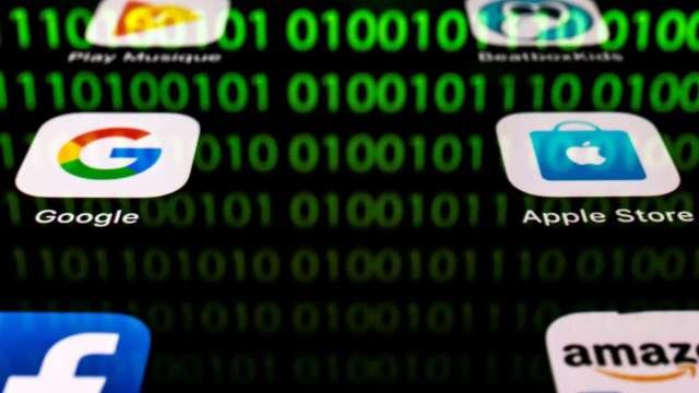 6大科技龍頭主宰美股 會是「漂亮50」泡沫重現嗎?(圖:AFP)