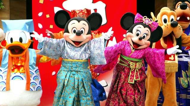 東京迪士尼7月重新開園 將限制入場人數 (圖片:AFP)