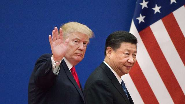 川普破壞體制、削弱西方團結 這就是為何中國願意支持連任? (圖片:AFP)