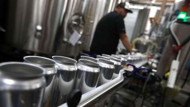 傳美國考慮對加拿大進口鋁製品 恢復課徵關稅(圖:AFP)