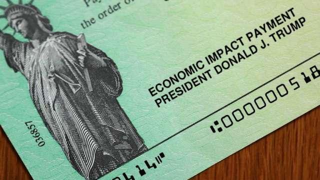 美國將啟動新一輪直升機撒錢?川普:計畫中、會很慷慨 (圖:AFP)