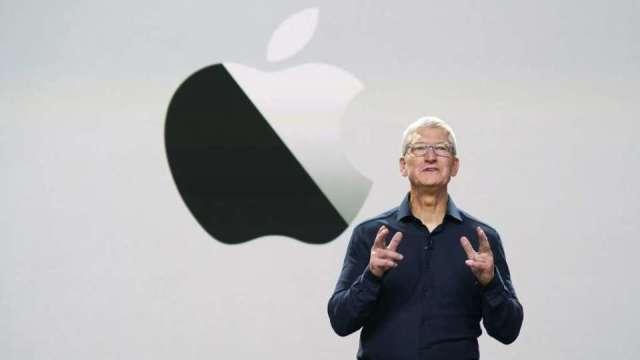 蘋果正式宣布今年將推出自研晶片新Mac。(圖:AFP)