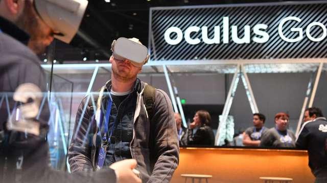臉書宣布停售Oculus Go 全力聚焦高階VR產品(圖片:AFP)