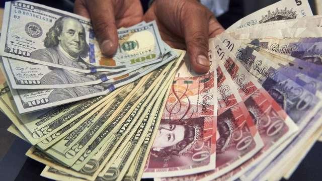 前大摩經濟學家警告:美元將在短時間內大幅貶值35%(圖片:AFP)