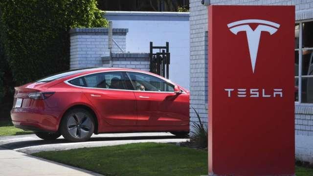 特斯拉首度登「美國製造汽車」排行榜 股價利多 (圖:AFP)
