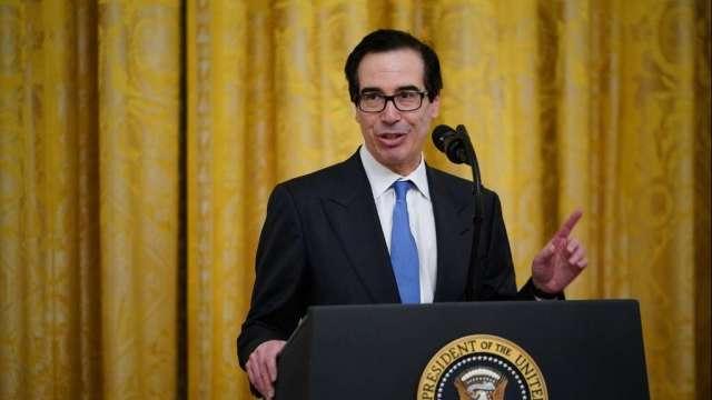 梅努欽:美企若無法在中國公平競爭 美中經濟將會脫鉤(圖:AFP)