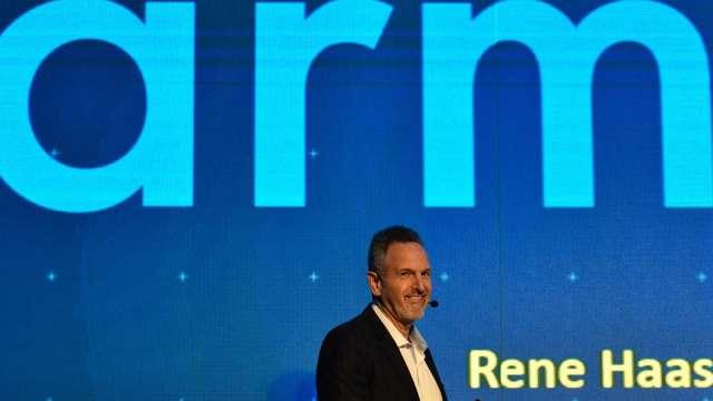 蘋果建ARM生態 華為也得利   (圖片:AFP)