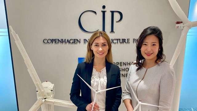 哥本哈根基礎建設基金(CIP)攜手台灣菱重維特斯(MVOW)串起在地風機產業鏈。(圖:CIP提供)