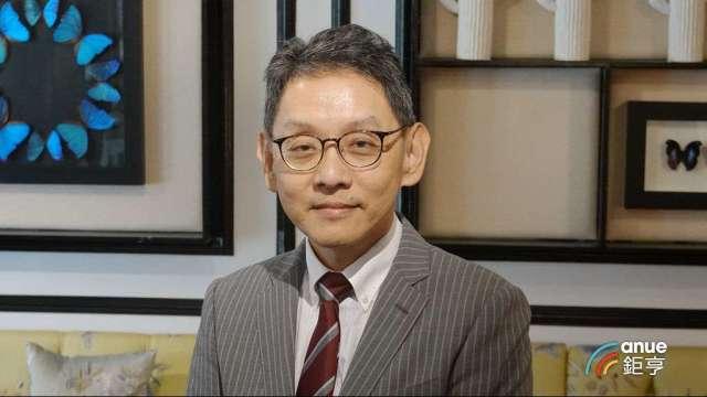 瀚宇博董事長焦佑衡。(鉅亨網記者張欽發攝)