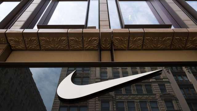 Nike銷售額暴減38% 不礙其強勁復甦之路(圖片:AFP)