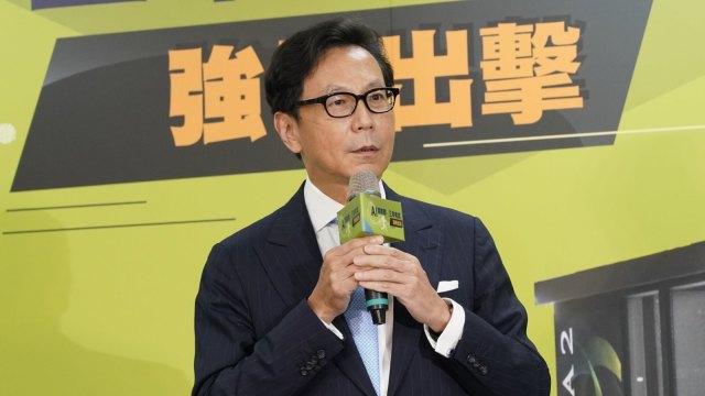 台灣大董事長蔡明忠。(圖:台灣大提供)