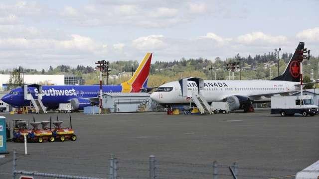 停飛逾15個月後 波音737 Max獲准認證試飛(圖:AFP)