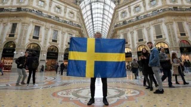 好不容易擺脫負利率 瑞典央行不走回頭路。(圖:AFP)